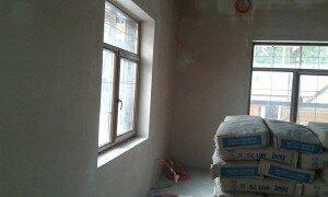 штукатурка стен в квартире машинным методом